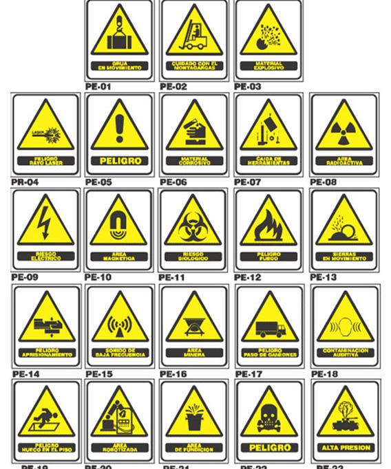 Avisos y Señalizaciones - Marsatec - Seguridad Industrial ...